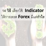 14 วิธี เลือก ใช้ forex indicator ให้การเทรด forex ของคุณมีแต่กำไร ๆ ๆ