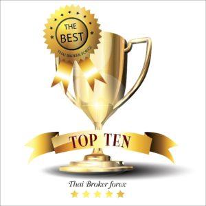 จัดอันดับ Forex broker 10 อันดับ โบรกเกอร์ FOREX ที่ดีที่สุด ปี 2019