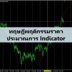 ทฤษฎีพฤติกรรมราคา :ประมาณการ Indicator