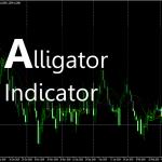 การใช้ Indicator ต่าง ๆ : Alligator Indicator