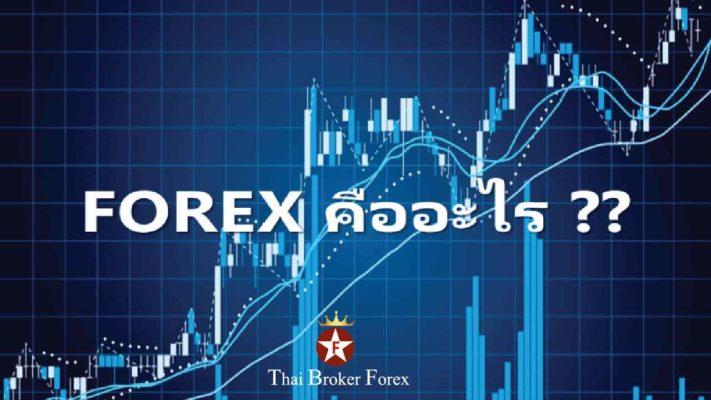forexคืออะไร