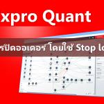 การปิดออเดอร์ โดยใช้ Stop loss | FxPro Quant