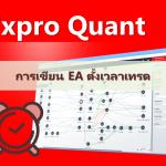 การเขียน EA ตั้งเวลาเทรด | Fxpro Quant