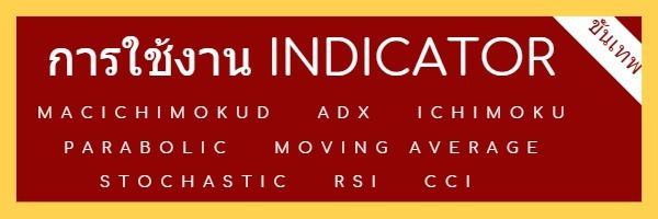 การใช้งาน Indicator