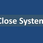วิเคราะห์ Close System